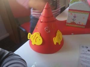 Sombrero ojitos