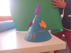 Sombrero peces